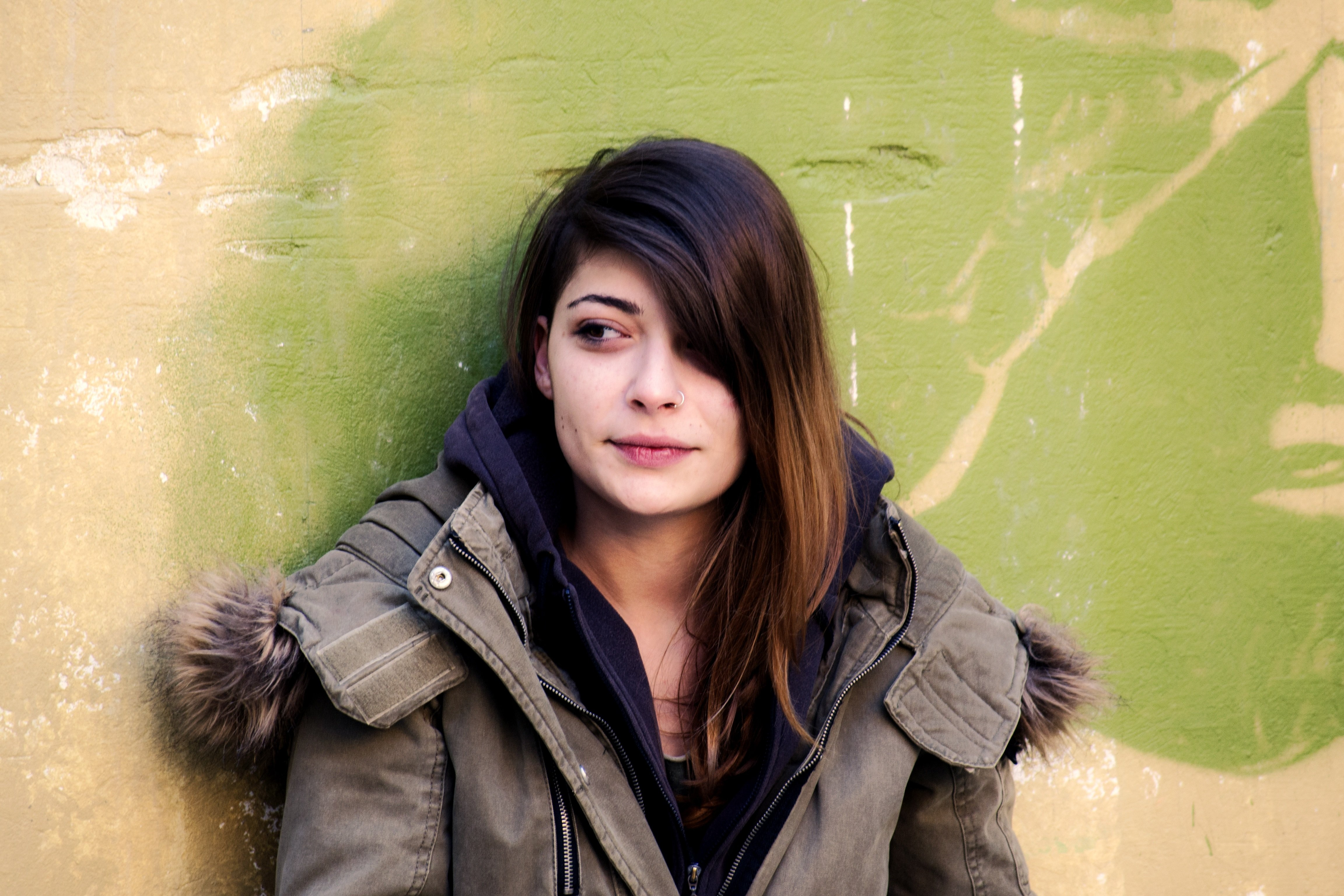Young woman - photo Pixabay
